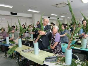 東京:土曜生花講座③