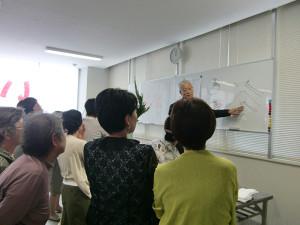 東京:土曜生花講座②