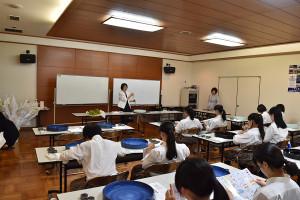 北嵯峨高校④