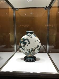 大覚寺  寺宝「鳳瑞」記念復刻品がご披露されました。