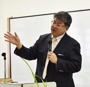 岡田芳和先生